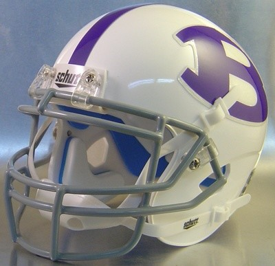Bowie Jr. High Horned Frogs 1984 (TX) (mini-helmet)