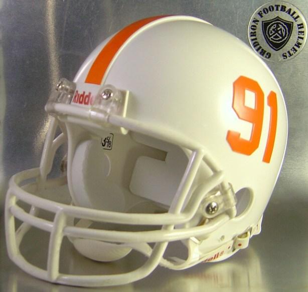 Celina Bobcats HS 1988-1991 (TX) - mini-helmet