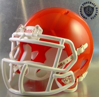Colmesneil Bulldogs HS 2007 (TX) (mini-helmet)