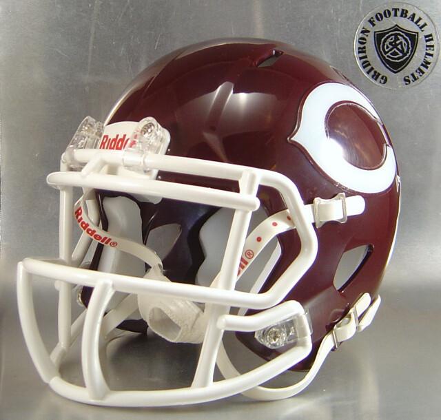 Cooper Bulldogs HS (TX) 2006-2007 - mini-helmet
