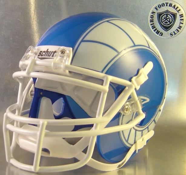Del Rio Rams HS 2008-2015(TX) - mini-helmet