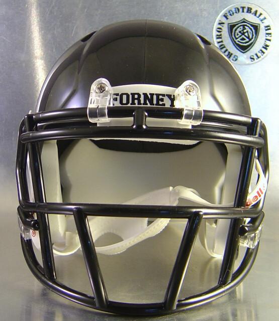Forney Jackrabbits HS 2002-2015 - mini-helmet