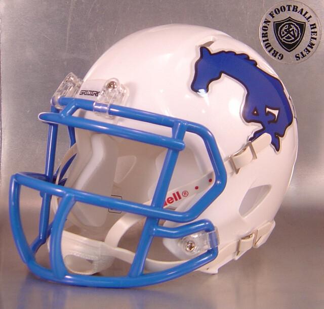 Friendswood Mustangs HS 2015 - 2017 (TX)  - mini-helmet