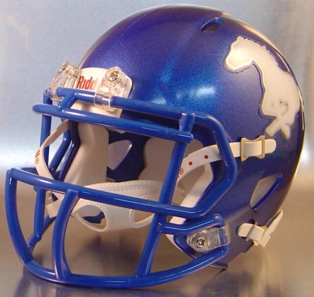 Friendswood Mustangs JV 2009-2014 (TX) - mini-helmet