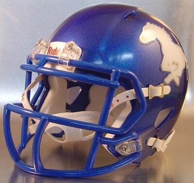 Friendswood Mustangs JV 2009-2014 (TX) (mini-helmet)