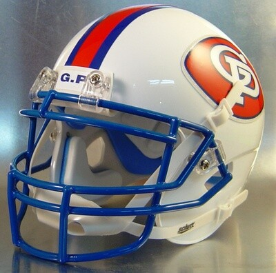 Gregory Portland Wildcats HS 2010-2011 & 2014 (TX) (mini-helmet)