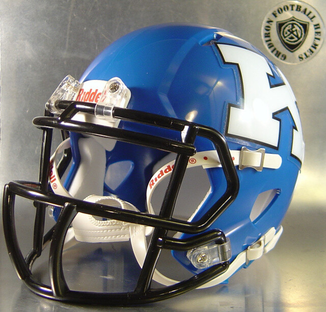 Krum Bobcats High School 2015-2017 (TX) - mini-helmet