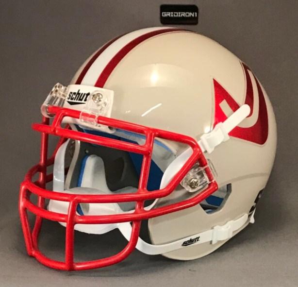 Judson Rockets HS (TX) 2018-2019 - mini-helmet