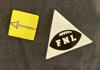 Football & 1st down markers - FNL