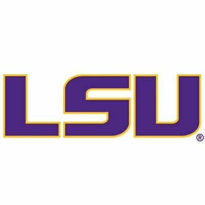 2019 Louisiana State - SL team sheet