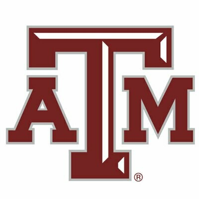 2020 Texas A&M - SL team sheet