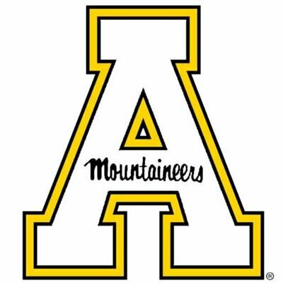 2019 Appalachian State - SL team sheet