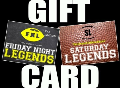 Legends Gift Card