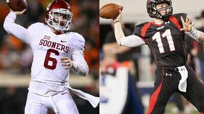 Baker Mayfield Crossover 2-Pack