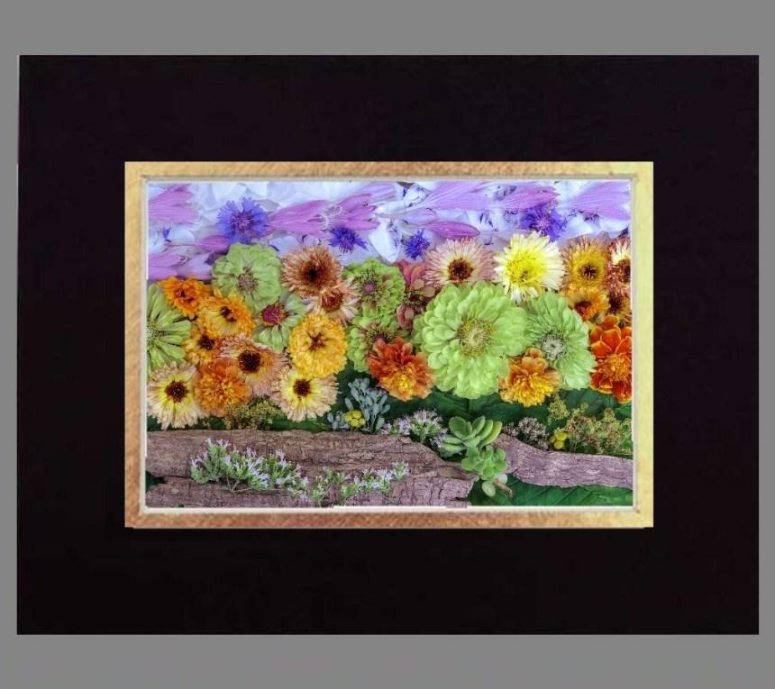Full Flower Impression #2 - 8