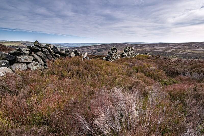 Hurkling Edge, Broomhead Moor