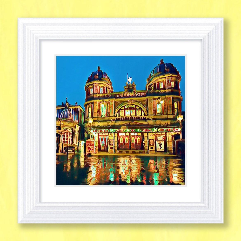 Buxton Opera House Art Print