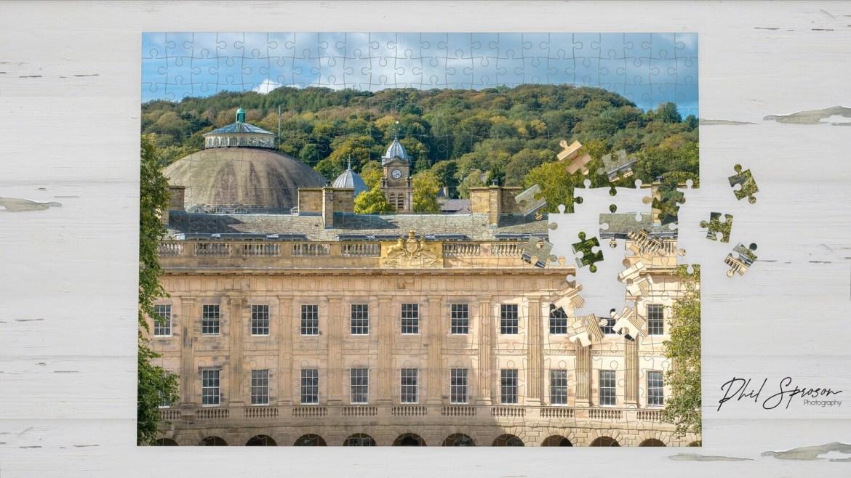 Buxton Crescent 500 Piece Jigsaw