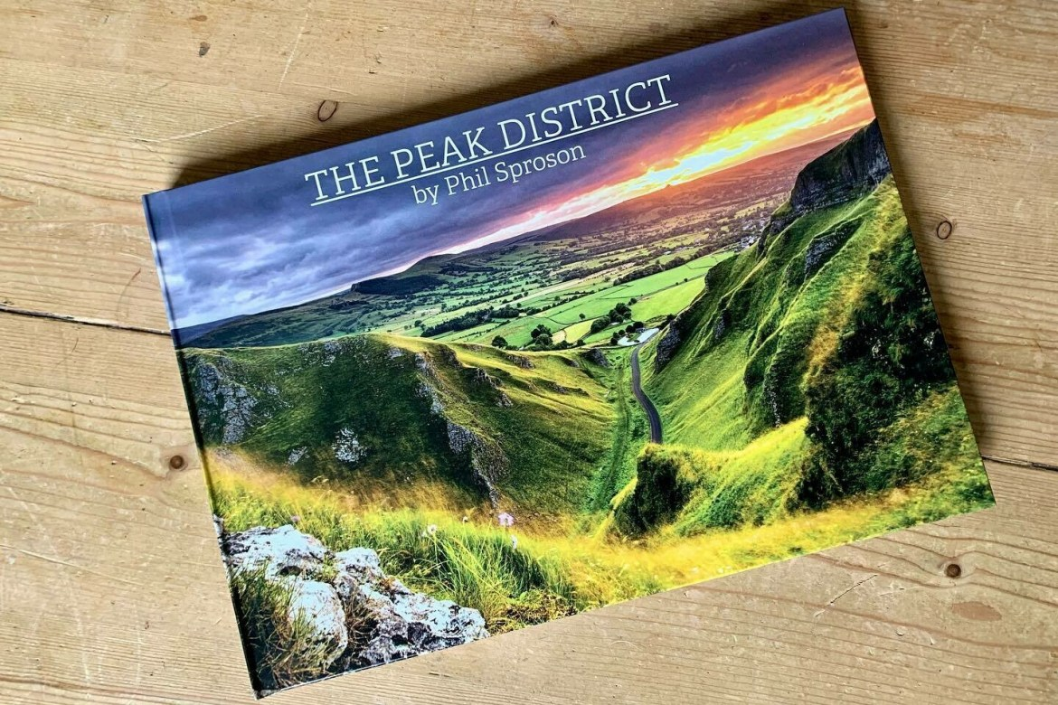 The Peak District by Phil Sproson (pre-order)