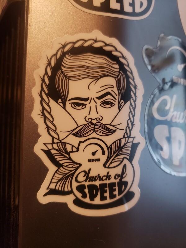 Mustache Ride by Matt Grosso