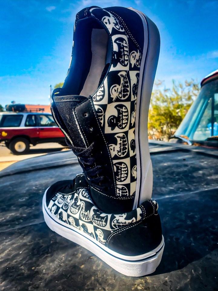 Duck Feet Low's....