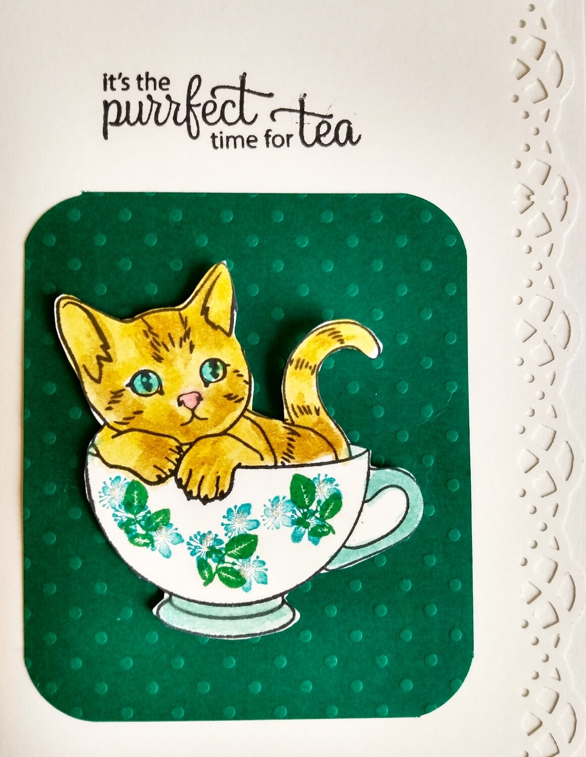 Tea Card Kit