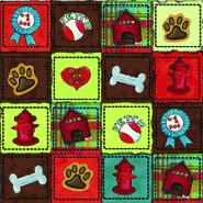 Pet Quilt Cardstock