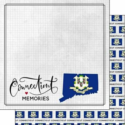 Connecticut Adventure Flag