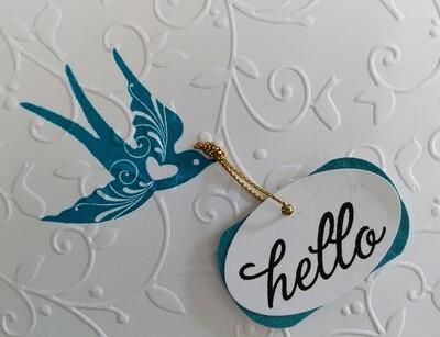 Hello Card Set