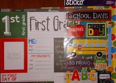 First Grade Layout