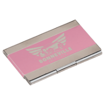 Metal Business Card Holder