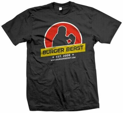 Burger Beast Tee
