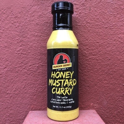 2 Bottles of Honey Mustard Curry
