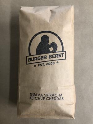 Burger Beast Popcorn Combo