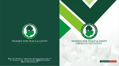 Peace brochure
