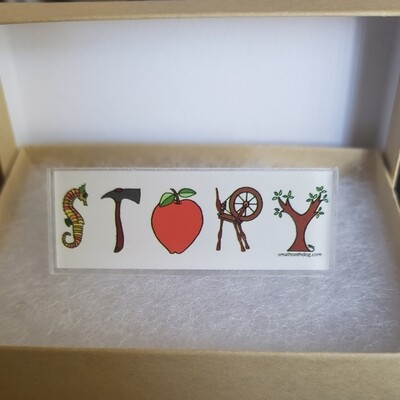 Story Icons Pin