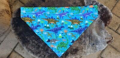 Dinosaur bandana
