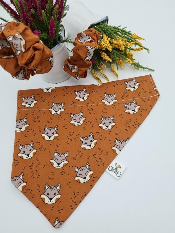 Foxy Scrunchie