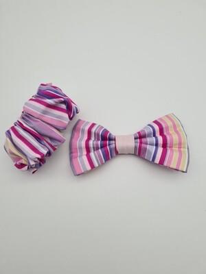 Esmeralda bow tie