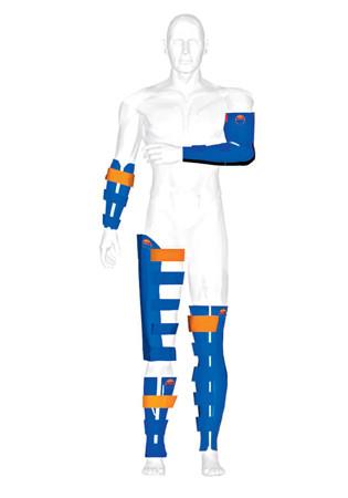 Ferulas Blue Splints