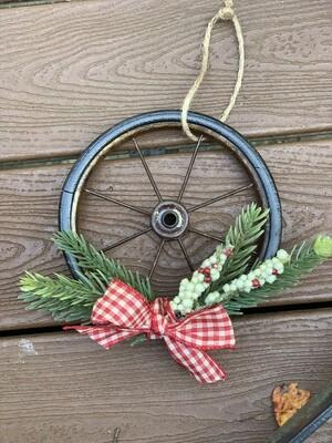 Christmas Wreath, Farmhouse Christmas Decor