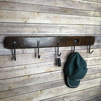 Entryway Key Hooks, Man Cave Decor