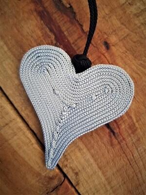 Kasbah Naylani Silver/Black - Necklace