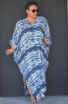 Kasbah Kecha - Loose fit Kaftan Dress