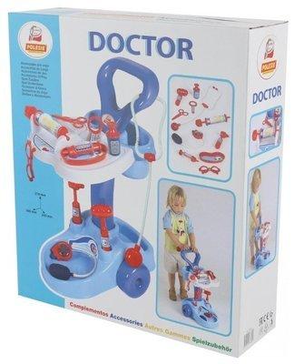 Набор доктора Palau Toys 36582 Полесье