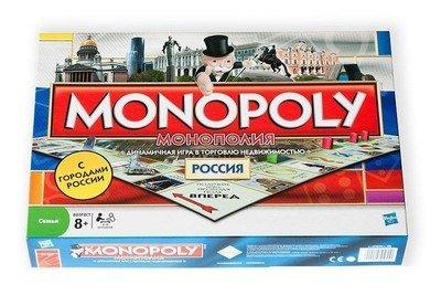 Игра настольная Монополия Россия 6155