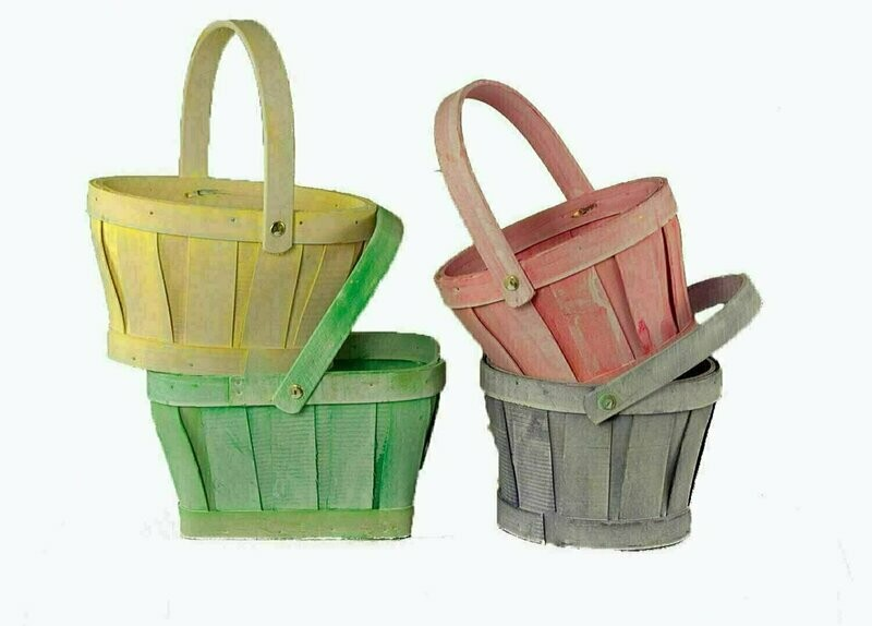 MS1161CW - 3 Shapes Assorted Colos 6-7
