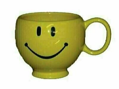 CP9106 - Yellow Smiley Face Mug
