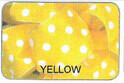 VMD09YELLOW - #9 Polka Dot Wired 50 Yards
