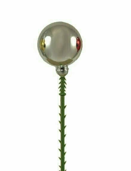 PLX40SIL - 40mm Plastic Ball